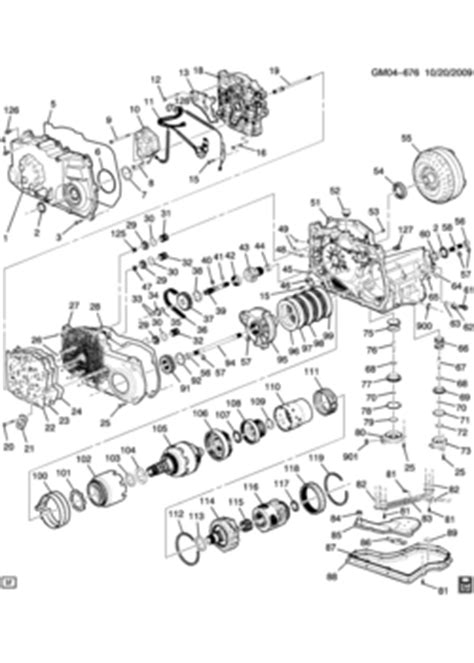 4t45e Automatic Transaxle Diagram by Pontiac G5 5 Speed Manual Transmission Automatic