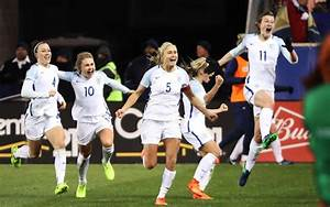 USA 0 - England 1: Ellen White swoops to give England ...