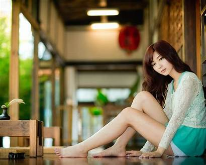 Barefoot Asian Legs Asia Wallpapers China Pure