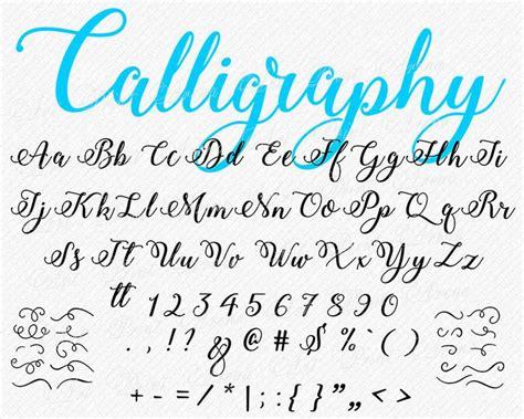 svg fonts svg font whit swirls swirly cricut font silhouette etsy   cool fonts
