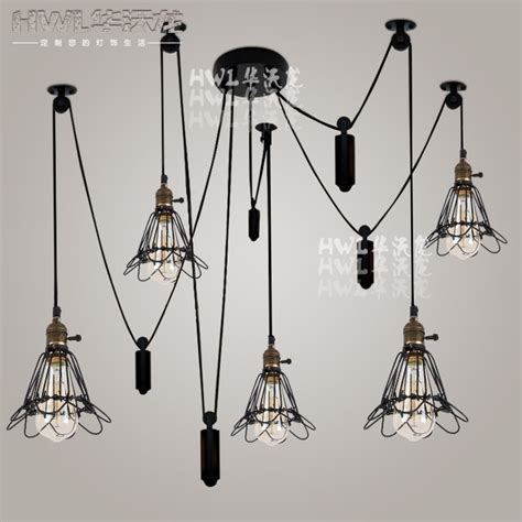 where to buy light fixtures aliexpress com buy kitchen vintage pulley light fixture
