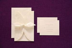 michaels brides collection ivory and flocked swirl 40ct With michaels red wedding invitations