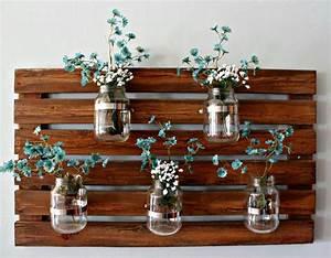 DIY Stunning Pallet Planter Pallet Furniture