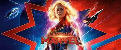 Marvel Captain Superhero Brie Larson Avengers Disney