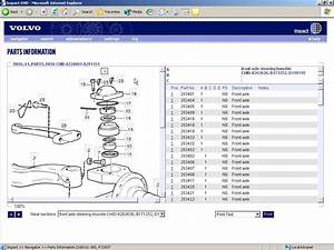 Autoparts Catalogs  Volvo Trucks  U0026 Buses  Impact
