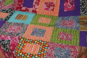 patchwork design square in a square patchwork quilt beginners to intermediate