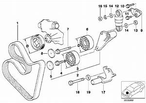 2004 Bmw 325i Serpentine Belt Diagram