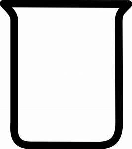 Jar Line Drawing