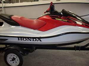 2002 Honda Aquatrax F