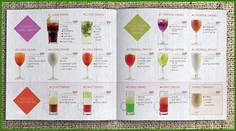 Wir haben das design für ihre speisekarte bereits erstellt und haben ihnen somit den größten teil der arbeit abgenommen. Cocktailkarte Vorlage Word Unglaublich Ungewöhnlich Cocktail Liste Vorlage Ideen Beispiel ...