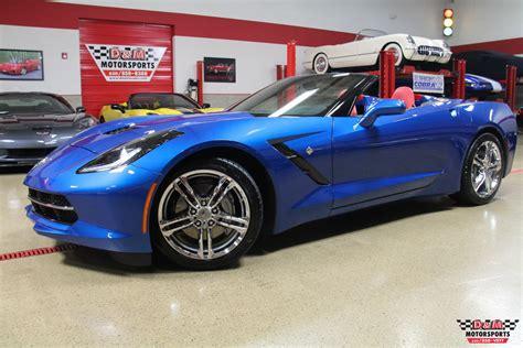 2016 Chevrolet Corvette Stingray Convertible Stock # M6373