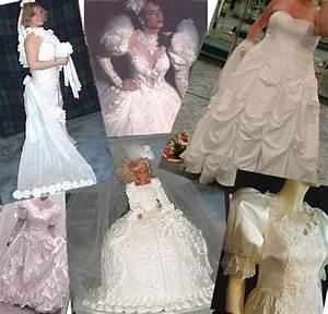 les pires robes de mariee With les pires robes de mariée