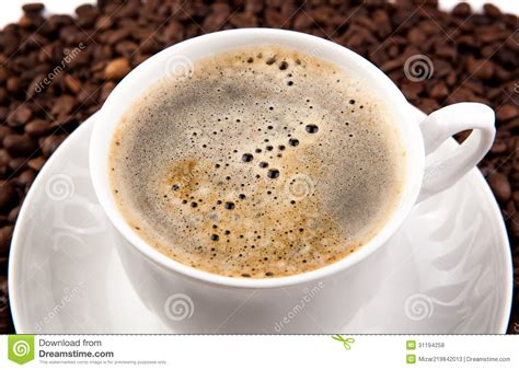 Cup Of Black Coffee With Foam Royalty Free Stock Photos Coffee Culture Coupons Westfield Riccarton Northwood Time Spanish Dublin Lecom (original Mix) Crackazat Winkler