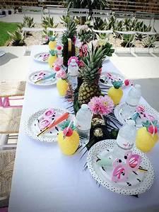 Deco Table Tropical : quels crit res respecter pour bien concevoir la table des enfants mariage ~ Teatrodelosmanantiales.com Idées de Décoration