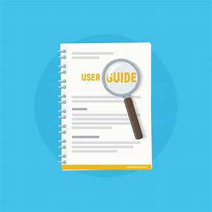 Instruction Manual Illustrations  Royalty-free Vector Graphics  U0026 Clip Art
