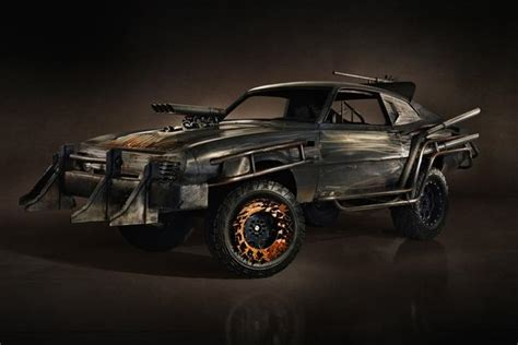 west coast customs build  mad max car  tv autotrader