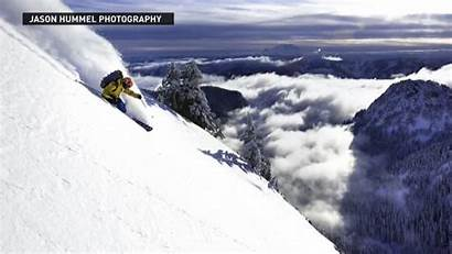 Avalanche Killed Skier Humor King5 Laughter Brought