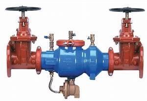 Zurn Wilkins Reduced Pressure Zone Backflow Preventer