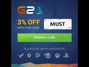 G2a Discount Code April 2020   Use Must For 5  Off