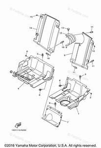 Yamaha Side By Side 2014 Oem Parts Diagram For Side Cover 2