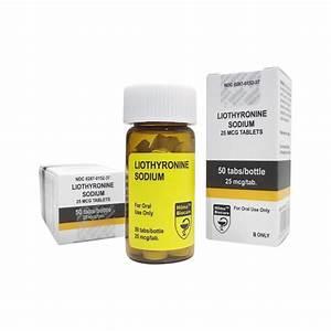 Pack Weight Loss - Hilma - Cytomel    Clenbuterol  8 Weeks