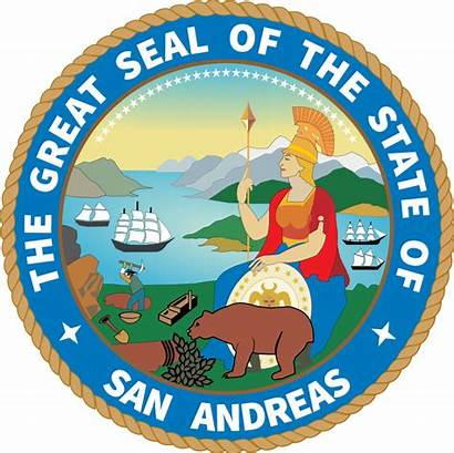 Andreas San State Seal Wiki Justice Guide
