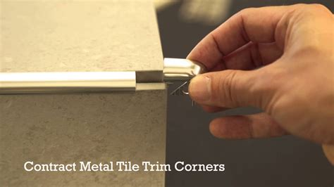 tile finishing pro tile trim corners plastic and metal