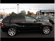 2006 BMW X5 48is AWD for sale in Sacramento, CA YouTube