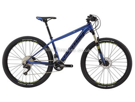 cannondale f si alloy 3 2017 mountain large frame in cannondale f si 1 xt 27 5 quot alloy hardtail mtb 2017