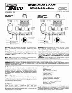Taco 007 Zf5 5 Wiring Diagram