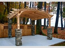Building a Pergola…Is there a Better Way than Wood