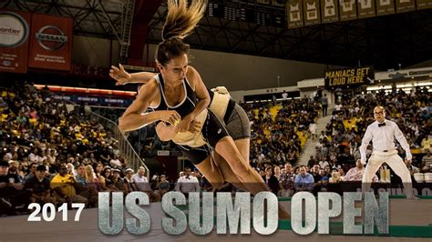 sumo open womens divisions youtube
