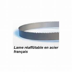 Lame De Scie A Ruban : lame de scie ruban pour rondy 750 probois machinoutils ~ Melissatoandfro.com Idées de Décoration