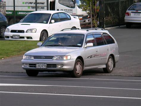 Toyota Corolla G Touring 1996 Cadillac