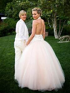 luxe for less inspired by breast cancer awareness month With portia de rossi wedding dress