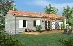 maison en bois peinte nipezecom With maison en bois peinte