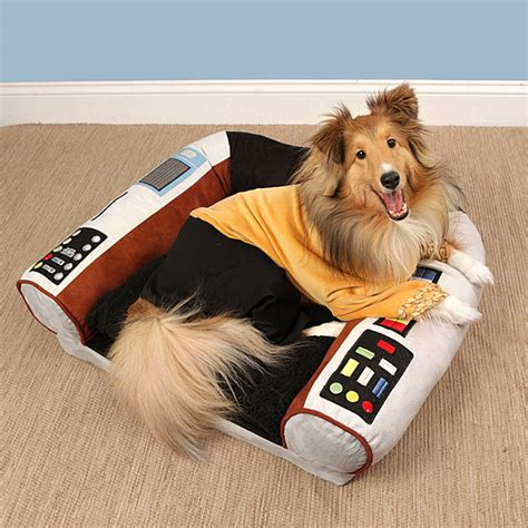Trek Captains Chair Pet Bed by Silvieon4 June 2015