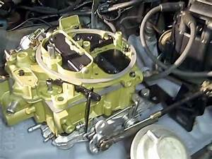 1978 Cadillac Seville Efi To Carburetor Conversion - Cadillac Forum
