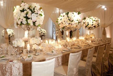 The Most Glamorous Wedding Centerpieces Sheri Martin