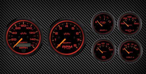 Auto Meter Custom Shop