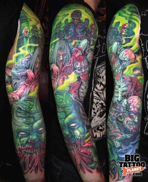 tim kern  evil twin colour tattoo big tattoo planet