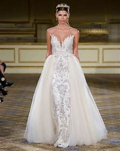 sofia vergara wedding gown get the look inside weddings With detachable wedding dress davids bridal