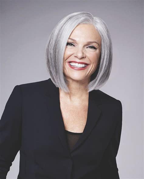 Hairstyles : Hairstyles For Over 60 Licious 2018 2019