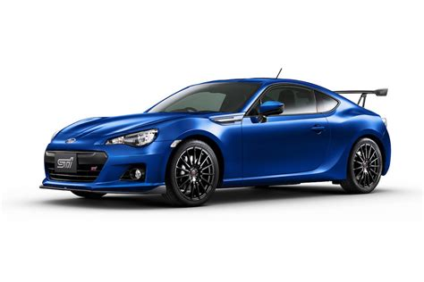 Limited Edition 2018 Subaru Brz Ts Release Date Announced