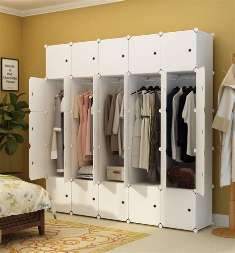 Closet Buy by 2019 Portable Wardrobe Closet For Hanging Clothes