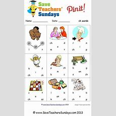 Ch Phonics Worksheet (join The Letters)…  Homeschool Lessons Ideas Inglese