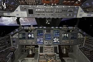 Space shuttle cockpit... | Make: