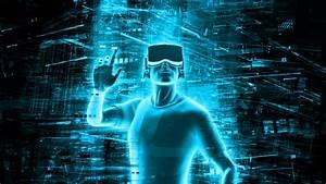 Virtual Reality Technology  Hd 4k Wallpaper