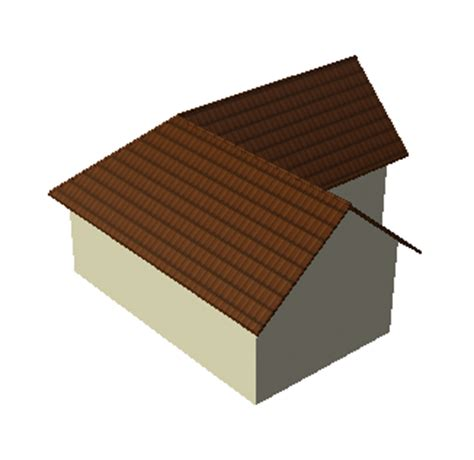 Hip Shaped Roof by Simple Roof Shapes