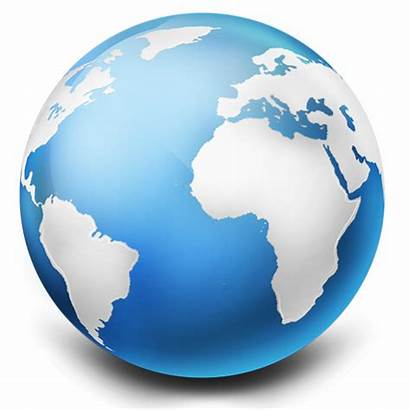 Globe Earth Graphic International Business Icon Clipart